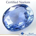 The Value Of Sri Lankan Blue Sapphire Gemstone