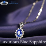 How Does Heat Treatment Impact Blue Sapphire Gemstone