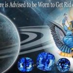 Why Blue Sapphire Is Advised To Be Worn To Get Rid-Off Saadhe Saati?